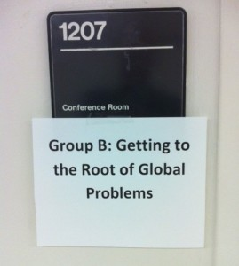 image from global development conference in Washington, DC 2011